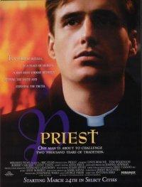 Der Priester poster