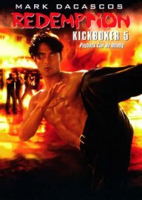 The Redemption: Kickboxer 5 poster