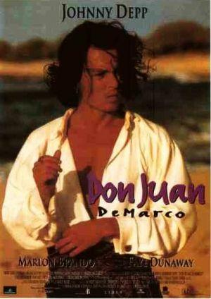 Don Juan DeMarco 389x550