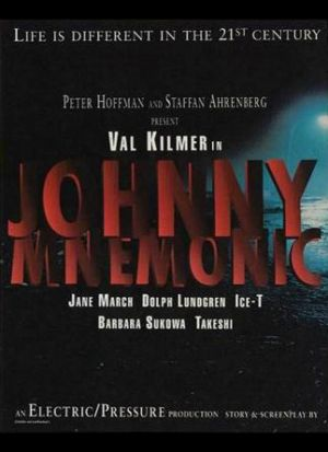 Johnny Mnemonic 323x445