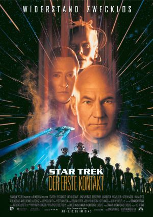 Star Trek: First Contact 1000x1417