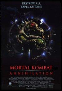 Mortal Kombat - Distruzione totale poster