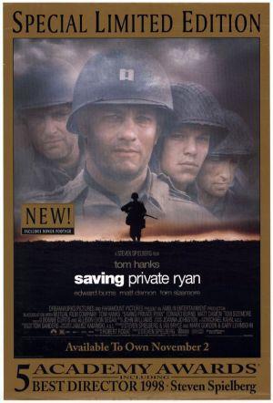 Saving Private Ryan 580x855