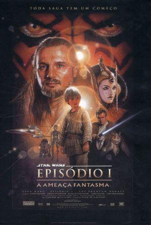 Star Wars: Episodio I - La amenaza fantasma 569x850