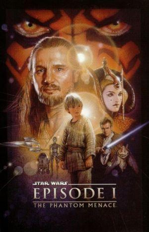 Star Wars: Episodio I - La amenaza fantasma 433x673