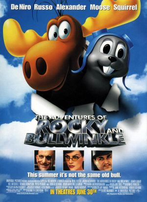 The Adventures of Rocky & Bullwinkle 1545x2126