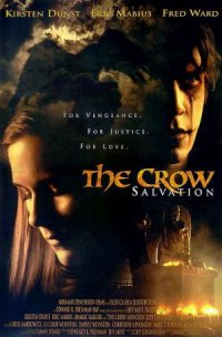 The Crow 3 poster