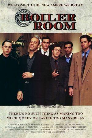 Boiler Room 596x898