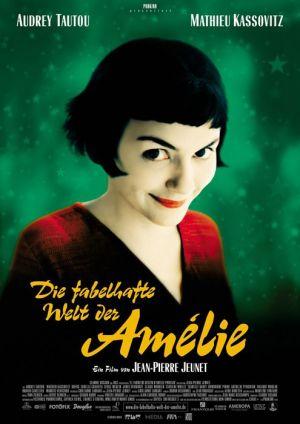Die fabelhafte Welt der Amelie 495x700