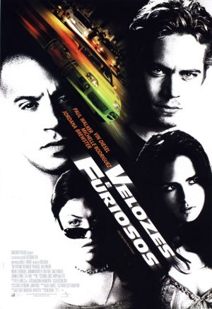 The Fast and the Furious 582x850