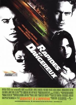 The Fast and the Furious 435x600