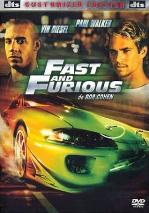The Fast and the Furious 333x475