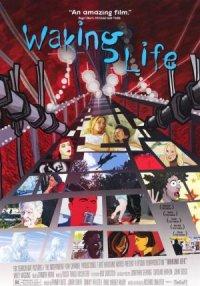 Waking Life poster