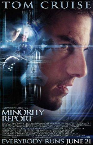 Minority Report 750x1170