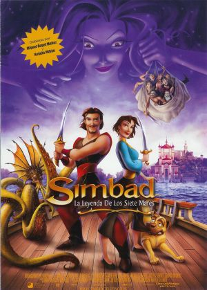 Sinbad: Legend of the Seven Seas 1672x2338