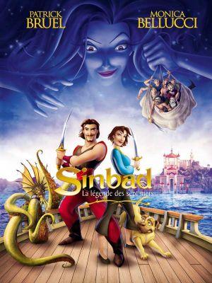 Sinbad: Legend of the Seven Seas 600x800