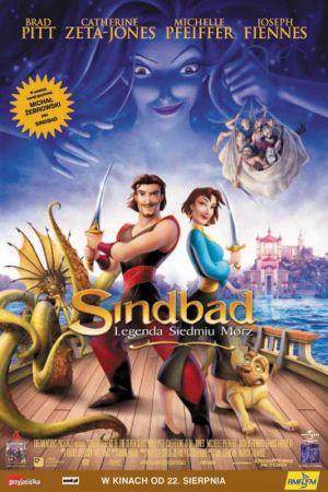 Sinbad: Legend of the Seven Seas 533x800