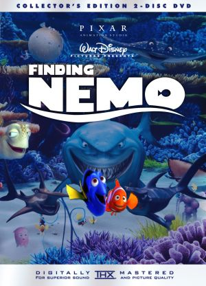 Finding Nemo Cover