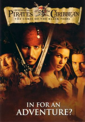 Pirates of the Caribbean: The Curse of the Black Pearl 398x567