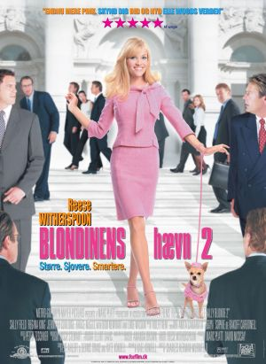 Legally Blonde 2: Red, White & Blonde 878x1204