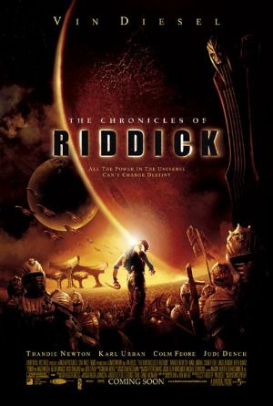 The Chronicles of Riddick 509x755