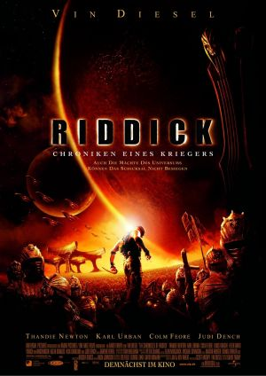 The Chronicles of Riddick 990x1400