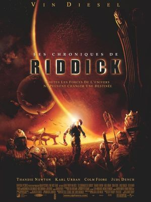 The Chronicles of Riddick 600x800