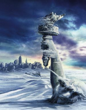 The Day After Tomorrow Key art