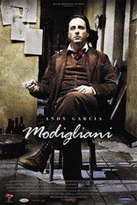 Untitled Modigliani Project poster