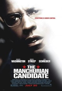 The Manchurian Candidate poster