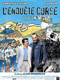 The Corsican File poster