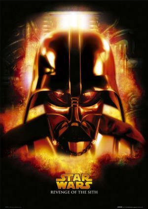 US poster for Star Wars: Episode III - Revenge of the Sith