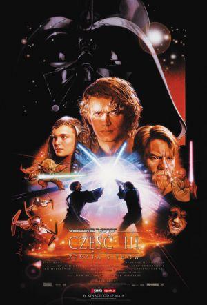 Star Wars: Episodio III - La venganza de los Sith 543x800