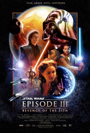 Star Wars: Episodio III - La venganza de los Sith 432x641