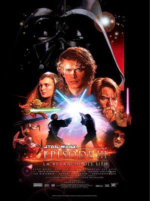 Star Wars: Episodio III - La venganza de los Sith 596x800