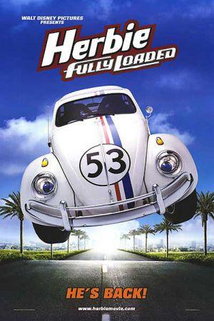 Herbie Fully Loaded - Ein toller Käfer startet durch 500x750