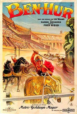 Ben-Hur: A Tale of the Christ 813x1200