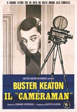 The Cameraman 342x500