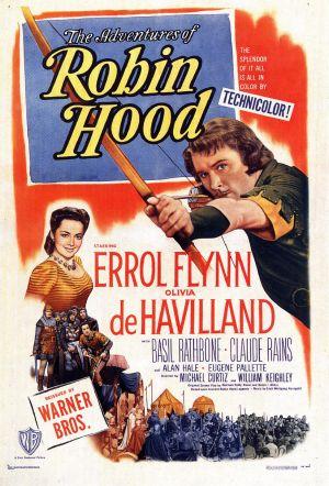 The Adventures of Robin Hood 1080x1592