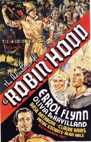 The Adventures of Robin Hood 1032x1607