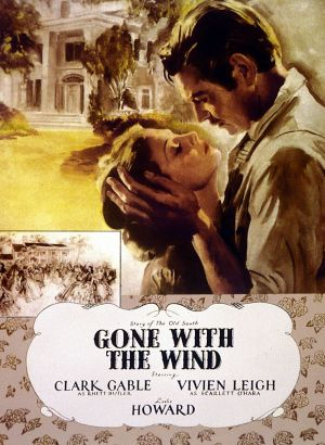Gone with the Wind 1700x2322