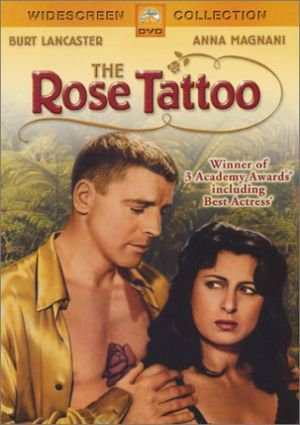 The Rose Tattoo poster. Copyright by respective production studio and/or distributor