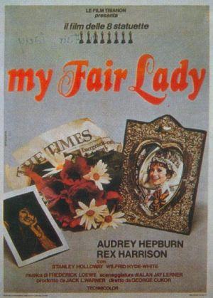 My Fair Lady 500x698