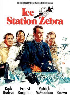 Ice Station Zebra 800x1140