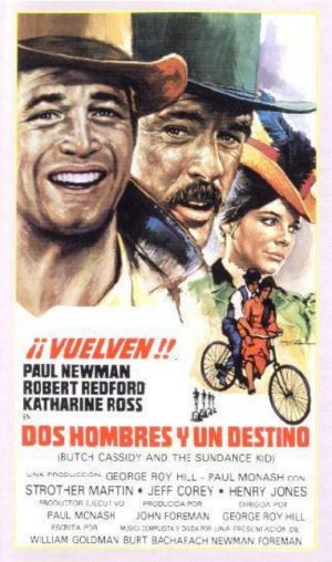 Butch Cassidy and the Sundance Kid 518x877