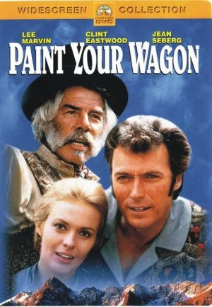 Paint Your Wagon 492x711
