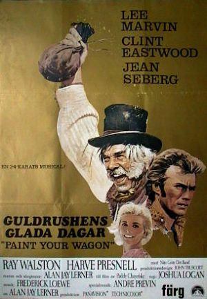 Paint Your Wagon 305x440