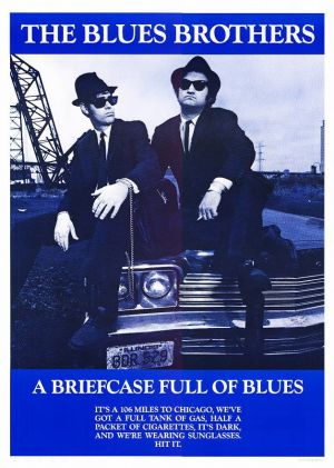 The Blues Brothers 628x882