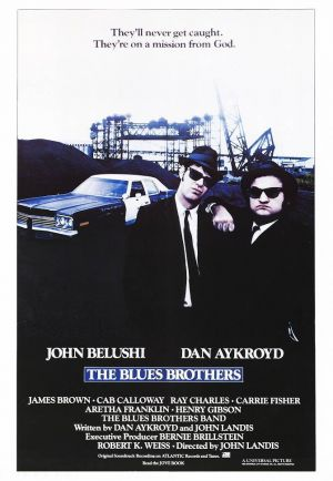The Blues Brothers 671x971