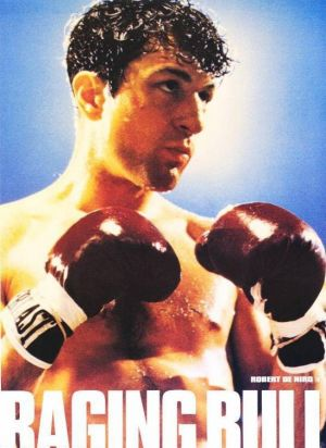 Raging Bull Dvd cover